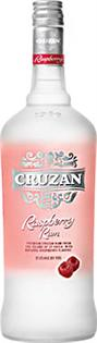 Cruzan Rum Raspberry 750ml